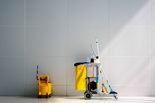 cleaning services in Wyoming